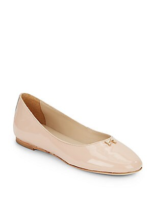 Suzann Patent Leather Ballet Flats