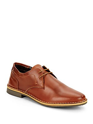 Harold Leather Derby Shoes