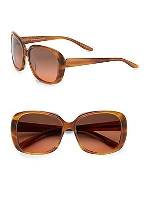 Bard 58MM Square Sunglasses