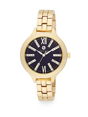 Goldtone Bracelet Watch