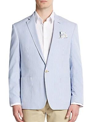 Seersucker Sportcoat