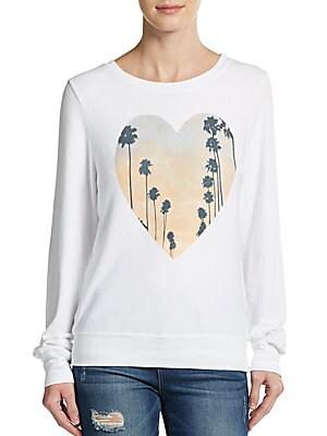 Cali Heart Sweater