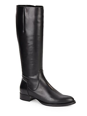 Gabor Knee-High Leather Riding Boots