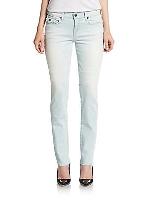 Cora Straight-Leg Jeans