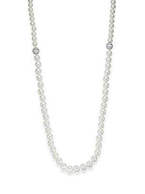 10-12MM Mother-Of-Pearl Necklace