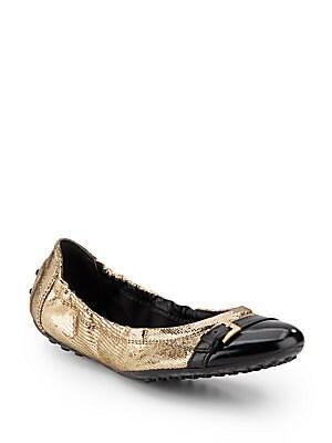 Dee Fibbietta Ballet Flats