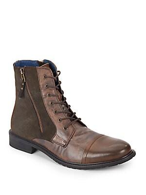Menagerie Combat Boots