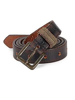 Bimag Leather Belt