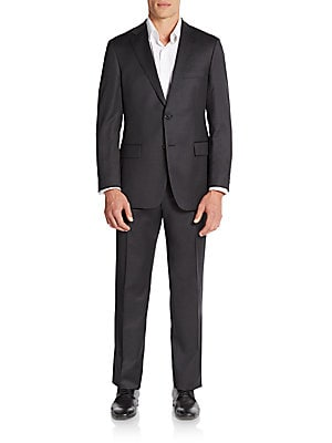 Pasolini/Movie Regular-Fit Virgin Wool Suit