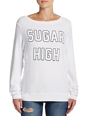 Sugar High Graphic Sweatshirt