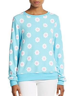 Skipper Daisy-Print Sweatshirt