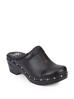 Bellrose Leather Clogs