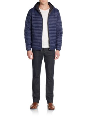 Down Puffer Mens Jacket