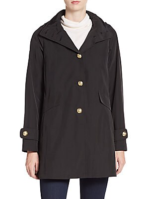 A-Line Military Coat
