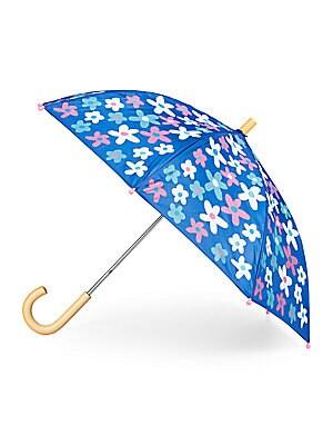 Toddler's & Little Girl's Daisy Umbrella
