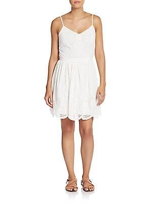 Isere Cotton/Silk Dress