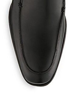 Damon Leather Loafers