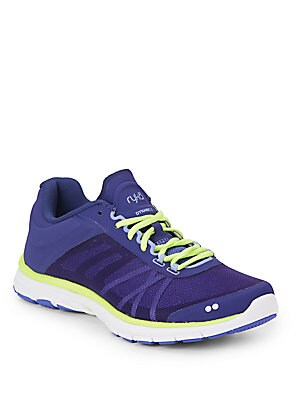 Dynamic 2 Leather & Textile Sneakers