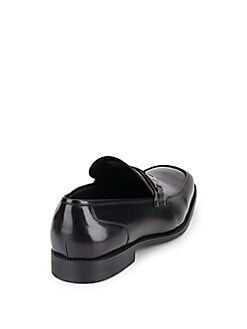 Tournado Leather Loafers