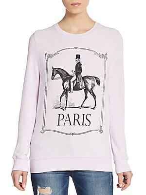 Polo Framed Sweatshirt