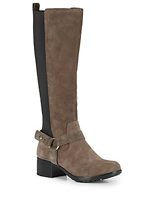 Bonica Suede Tall Boots
