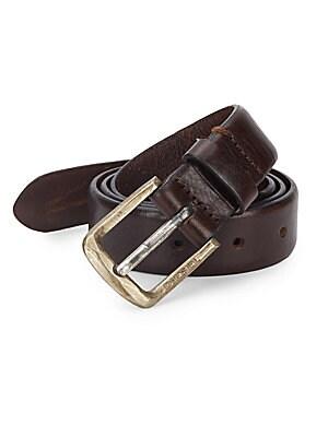Bimiti Leather Belt