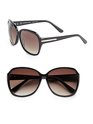 60MM Oversized Sunglasses