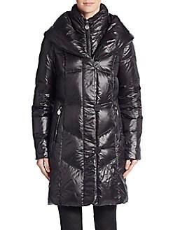 Grace Down Puffer Coat