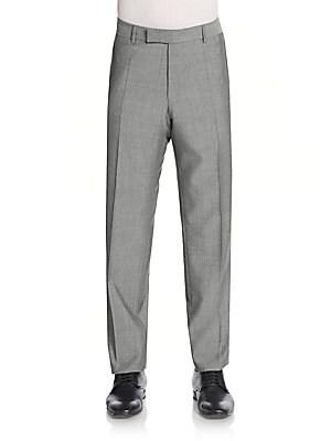 Jeffery Wool Trousers