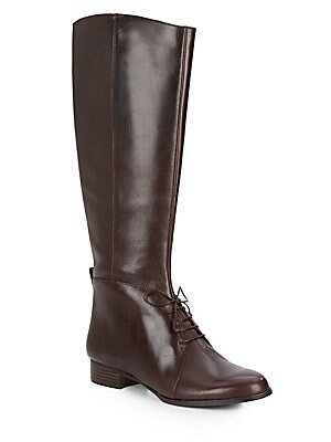 Morven Leather Riding Boots