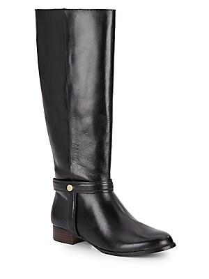 Valeblore Leather Riding Boots