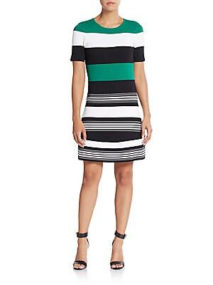 Kane Striped Dress
