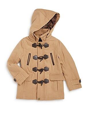 Baby's Toggle Coat
