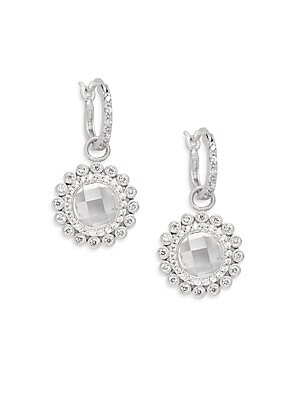 Luxure Wildflower Drop Earrings