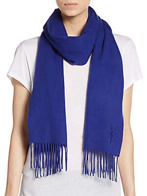 Wool & Cashmere Scarf