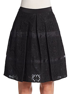 Lace Full Skirt