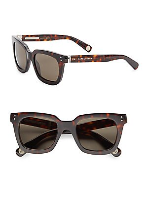 marc jacobs female wayfarer square sunglasses