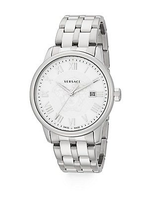 Business Stainless Steel Watch