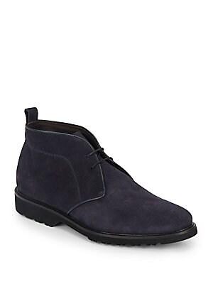 Wender Suede Chukka Boots