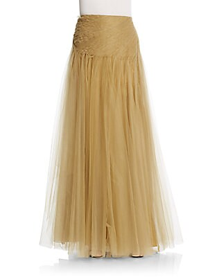 Tabitha Side-Zip Skirt