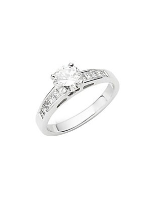 Click here for Diamond Studded Platinum Ring prices