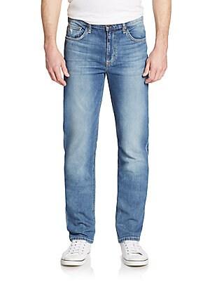 Brixton Distressed Skinny Jeans
