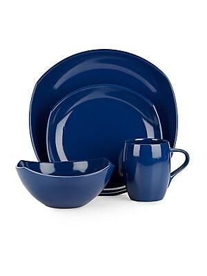 Classic Fjord 16-Piece Dinnerware Set