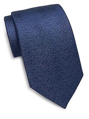 Silk Tonal Textured Tie