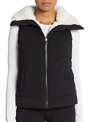 Cotton Jersey-Knit Vest