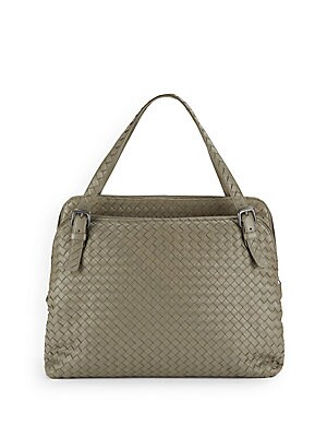 Dual Compartment Handbag