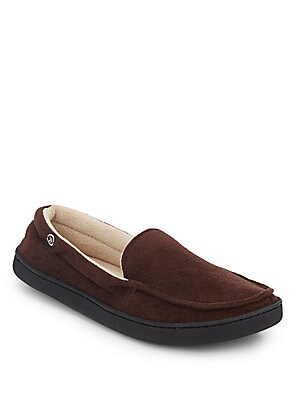 Micro Suede Slippers