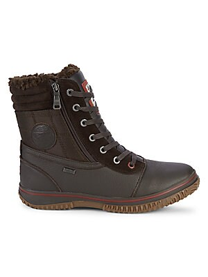 Tour Waterproof Leather Boots
