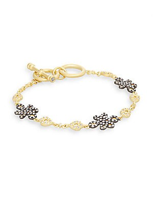 Love Knot Toggle Bracelet
