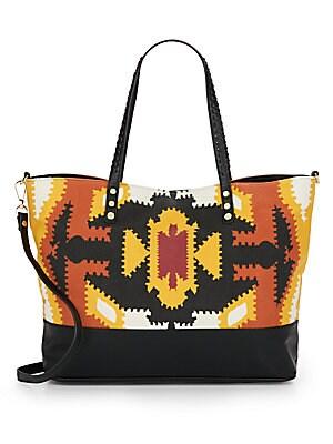 Balonzo Printed Tote Bag